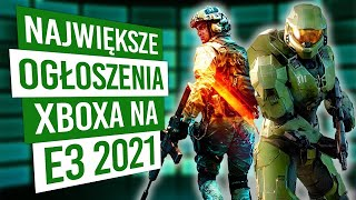 Xbox & Bethesda E3 Showcase | Halo Infinite, Battlefield 2042, STALKER 2, Forza Horizon 5 + WIĘCEJ