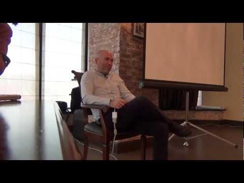 Пресс-конференция Дениса Свердлова в Краснодаре