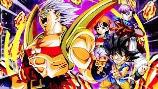 DOUBLE LR FEATURED BANNER! LR Super Baby 2 & LR Goku Pan & Trunks Dokkan Summons!