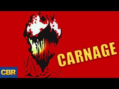 10 Carnage Secrets MCU Will NEVER SHOW