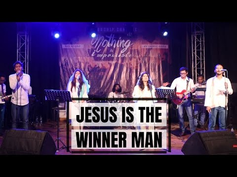 Jesus Is The Winner Man - Rhythmic Guys