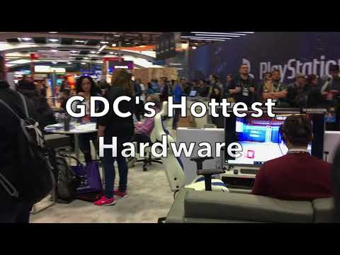 The Hottest Hardware At The Games Developers Conference