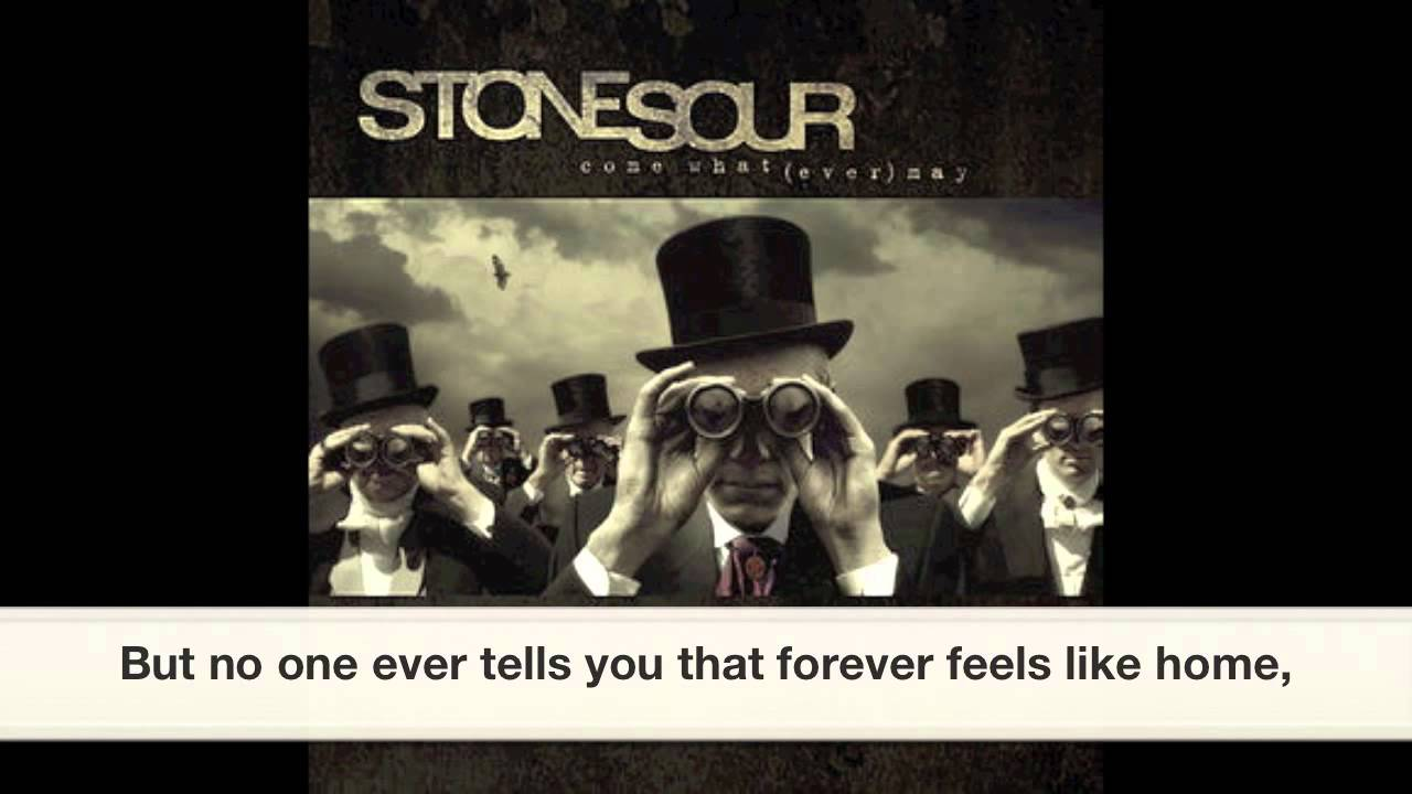 Stone Sour- Through Glass (HQ)