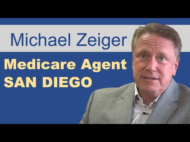 Michael Zeiger - San Diego County Medicare Agent