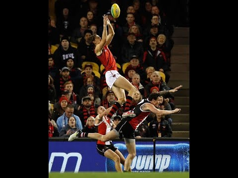 2017 Official AFL Mark of the Year - Joe Daniher with 3AW and SEN Commentary