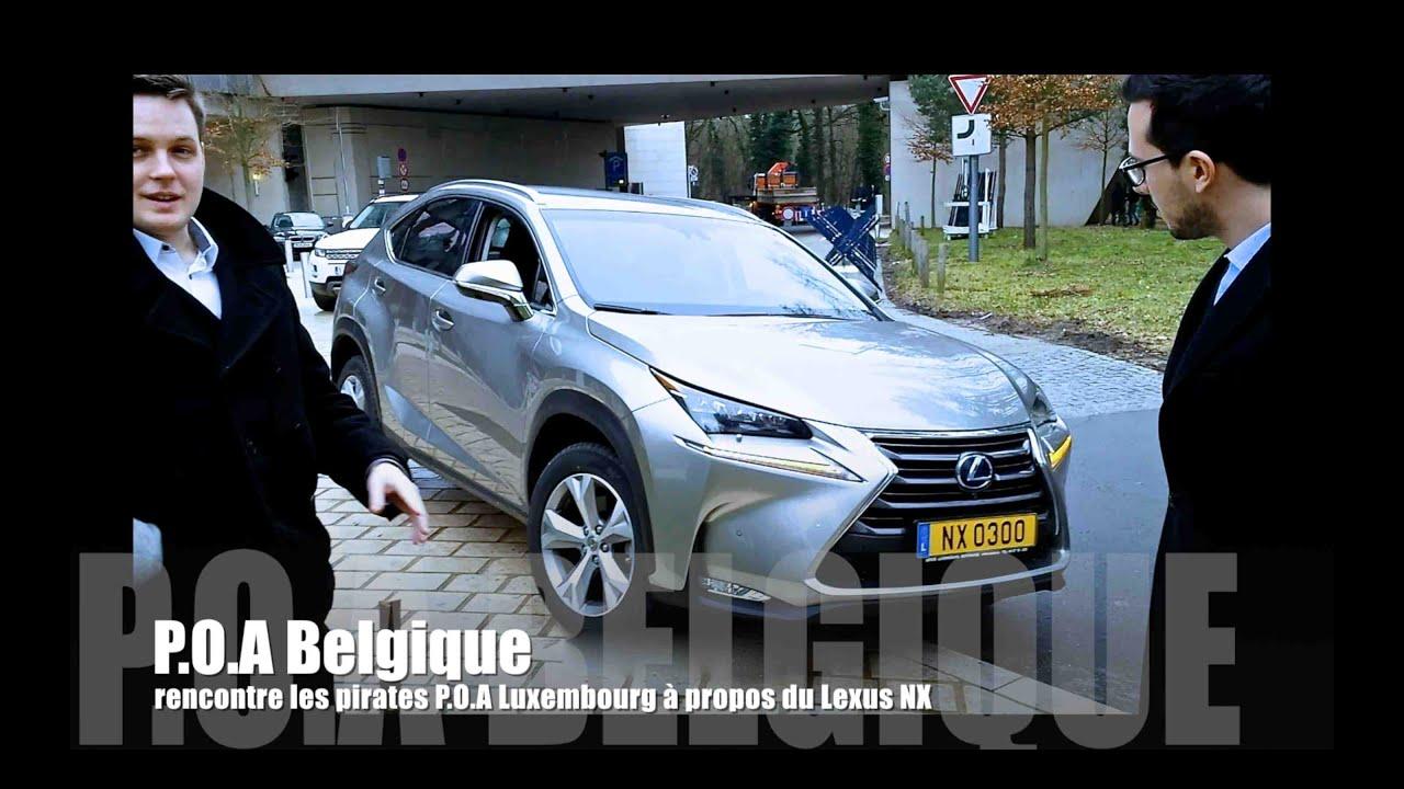 Rencontre luxembourg belgique