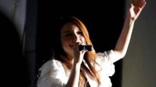 May J. Concert in Moscow, Russia. J-FEST 2011 (November 21th, 2011)