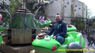 Freizeitpark Phantasialand in Brühl bei Köln - Grenzenloser Spaß - Teil 1 by kirmesmarkus 2014