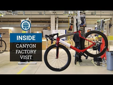 Secret Life Of Canyon - The Brains Behind The Bikes
