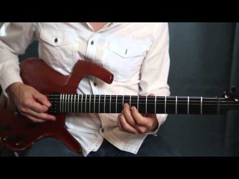 Electric Guitar Demo: You Play, A Guitar Lesson Studio, Tallahassee