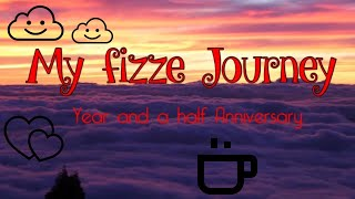 My Fizze Journey + Thank You! | Roblox