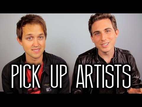 "Mystery Method - Luke Conard & Landon Austin's Thoughts on ""The Pickup Artist"""