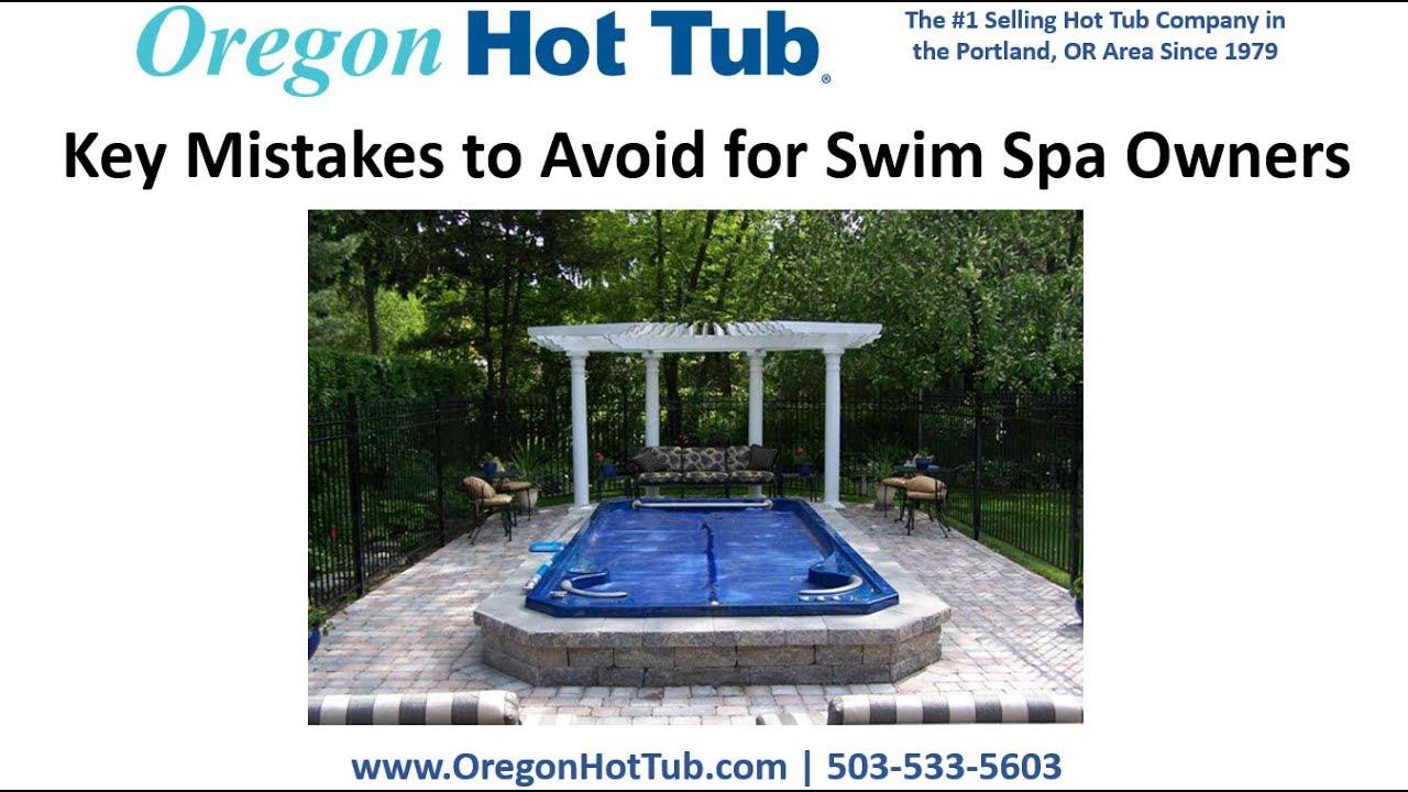 Swim Spas Beaverton Exercise Spas Lap Pools On Sale Youtube