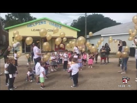 Helping Hands Learning Center releases balloons for survivors and victims of cancer