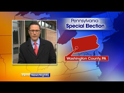 Voters Head to the Polls in Pennsylvania - ENN 2018-03-13