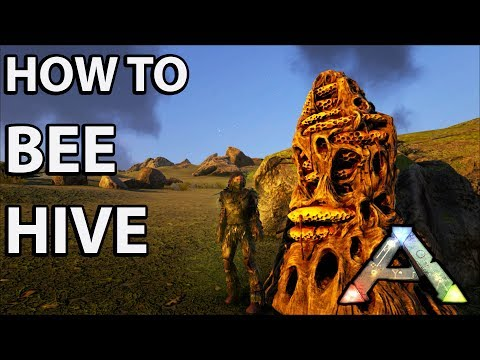 How to Get a Bee Hive Ark Survival Evolved Tips