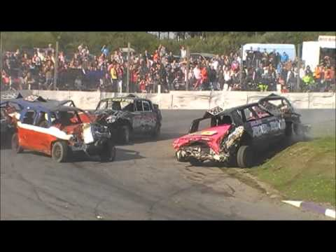 St Day Blockbuster, Unlimited Banger Racing, 28.08.2011