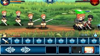 Heroes of the Kingdom android gameplay