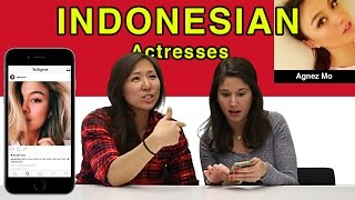 Americans React to Indonesian Female Stars