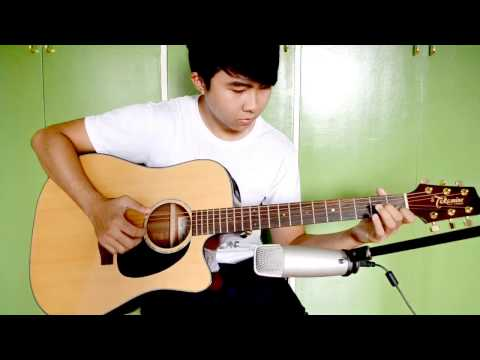 Train - Marry Me (Fingerstyle cover by Jorell)