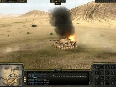 Theatre of War 2 - M3 Medium Tank vs. Afrika Korps