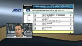 Curso Técnico Panasonic KX-TDA100D