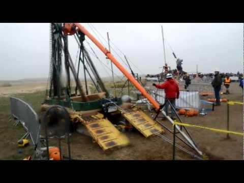 Punkin Chunkin Record Catapult Trebuchet in Aurora, CO