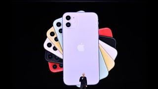 Découvrez la première prise en main de l'iPhone 11 d'Apple