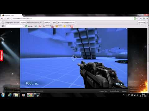 UberStrike SpeedHack Cheat Engine 6.1