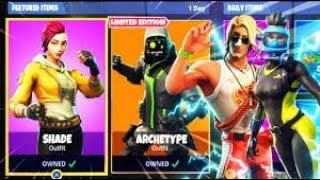 New Free Skin / Sun Tan Specialist / Fortnite Battle Royale