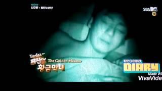[Vietsub]Khi BTS bị Tae Hyung quay lén lúc ngủ và cái kết..