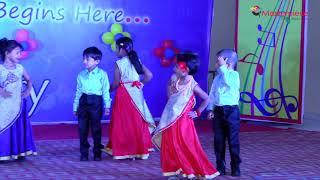 Kattikada tamil dance