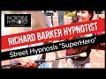 Street Hypnosis funny instant induction superhero