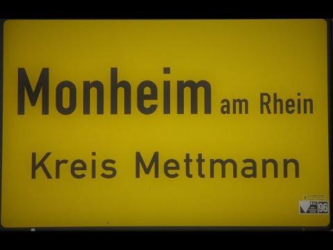 40789 Monheim - Ungewöhnliche Ansichten 4K Luftaufnahmen