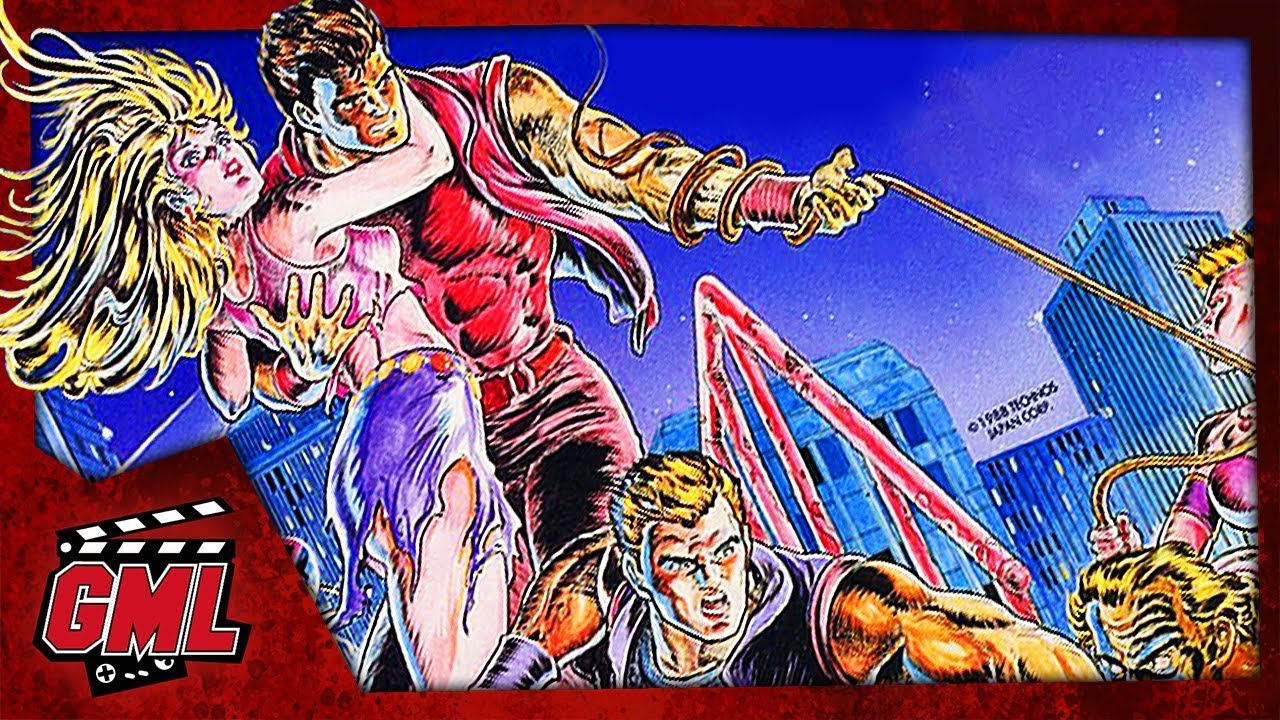 DOUBLE DRAGON 2 fr (NES) - FILM JEU COMPLET