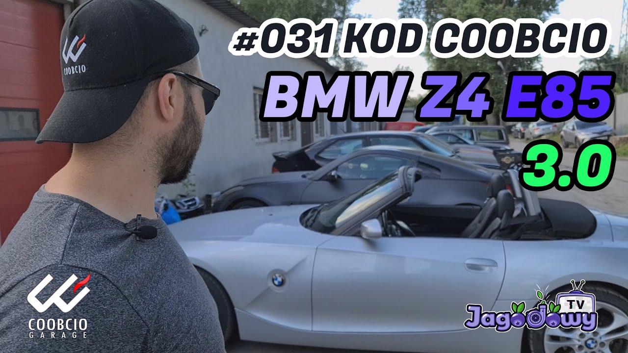 Coobcio Garage - #031 BMW Z4 E85 3.0 (kod: Coobcio)