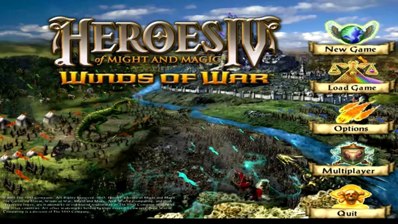 Heroes Of Might And Magic Iv For Mac Os X