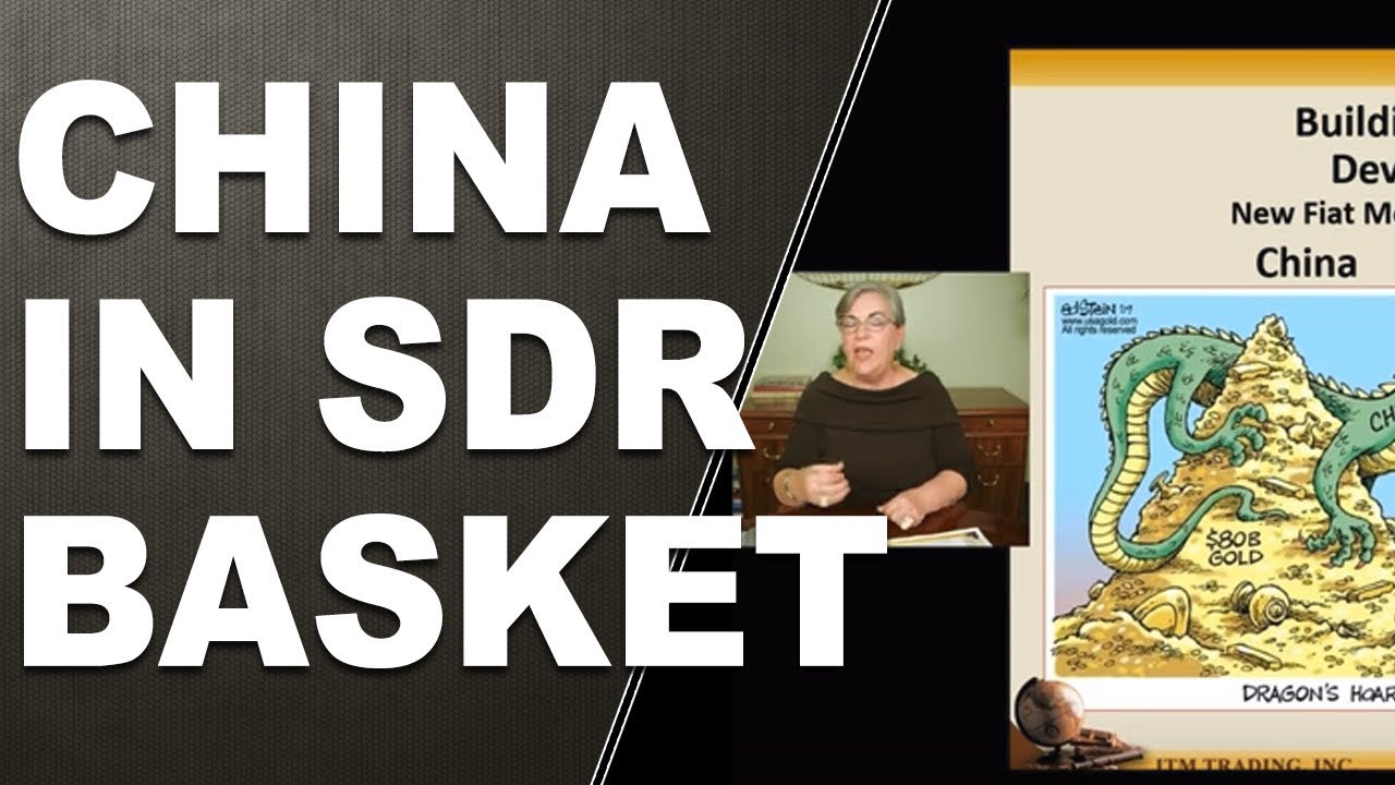 China in SDR Basket - Yuan New World Reserve Currency