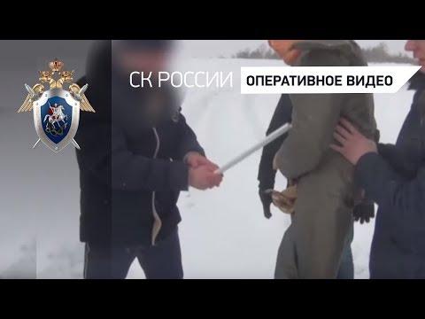 Следственные действия по делу банды в Иркутске