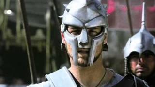 Gladiator Techno Remix (slideshow)
