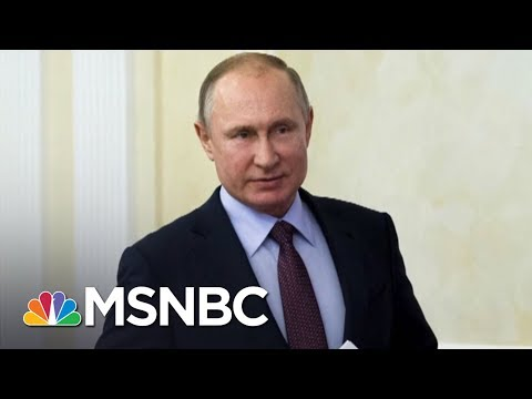 Gen. Barry McCaffrey: President Donald Trump Apparently 'Under Sway Of Putin' | AM Joy | MSNBC