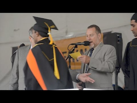 Jamieson Price - Commencement Announcer