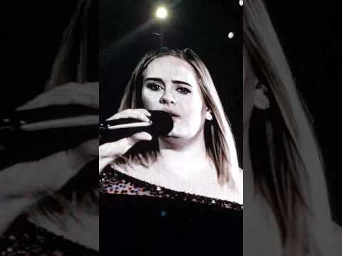 Adele last song Wembley 29th June 2017