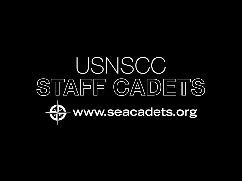 US Naval Sea Cadet Corps (USNSCC) Staff Cadet Promo || Summer 2017