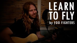 """""""Learn to Fly"""" by Foo Fighters - Adam Pearce (Acoustic Cover)"""