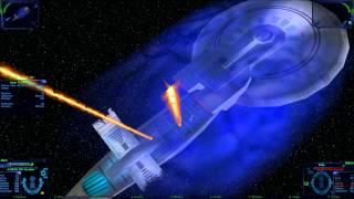 Star Trek Klingon Academy: Excelsior v Excelsior Gameplay 720p