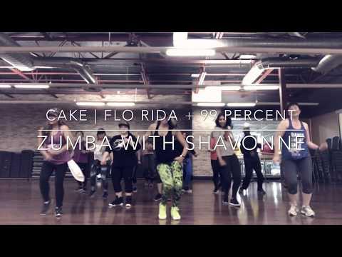 CAKE   FLO RIDA + 99 PERCENT