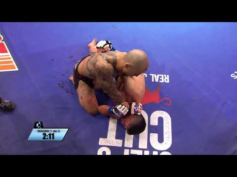 Top MMA Finishes and KOs: Ray Rodríguez vs. Michael Rodríguez   #30Days30Finishes   Combate Americas