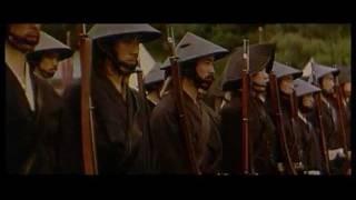 Bande annonce Le Dernier Samouraï