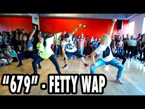 679 - FETTY WAP ft Remy Boyz Dance   @MattSteffanina Choreography (Beg/Int Hip Hop)